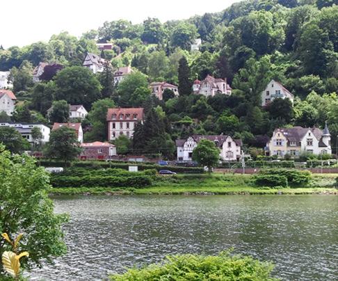 Ihre Ferienwohnung in Heidelberg